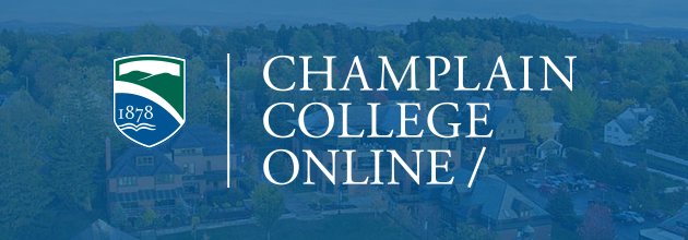 Champlain College online